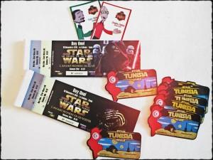 Pas de promotion pour la sortie de Star Wars à Alger