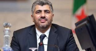 le président de la CCI d'Alger Mustapha Korichi