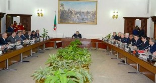 algerie:révision constitution