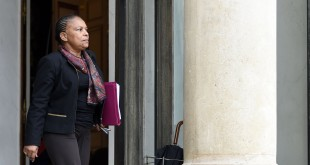 dernière infos algerie:La ministre française de la Justice Christiane Taubira a démissionné