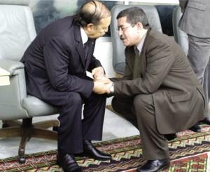 L'homme de confiance de Bouteflika