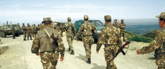 dernières infos Algerie:antiterroriste MDN