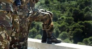 dernières infos Algerie:ANP récupère 15kg d'explosif