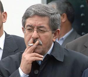 dernières infos Algerie:ouyahia