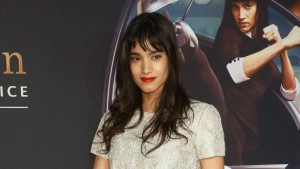 Mandatory Credit: Photo by Erik Pendzich/REX Shutterstock (4422476k) Sofia Boutella 'Kingsman: The Secret Service' film premiere, New York, America - 09 Feb 2015