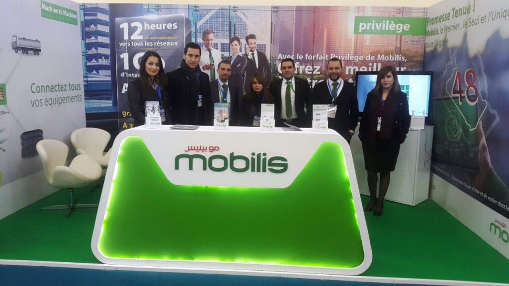Stand Mobilis