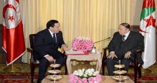 Ministre des Affaires étrangères Tunisien à Alger