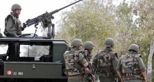 DIA-Tunisie army