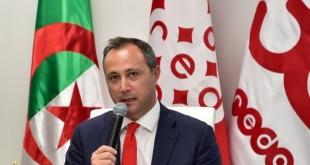 M. Joseph GED DG de Ooredoo Algérie