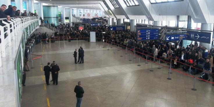 dia-Aeroport d'Alger