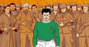 dia-un maillot pour l'Algérie