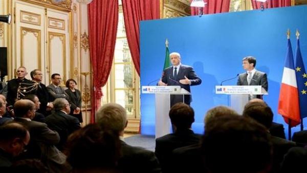 DIA-Conférence de presse