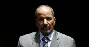 Western Sahara's Polisario Front President Mohamed Abdelaziz listens to a question during an interview in Madrid November 14, 2014. REUTERS/Andrea Comas (SPAIN - Tags: POLITICS)
