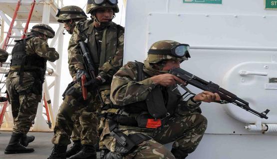 DIA-Forces spéciales