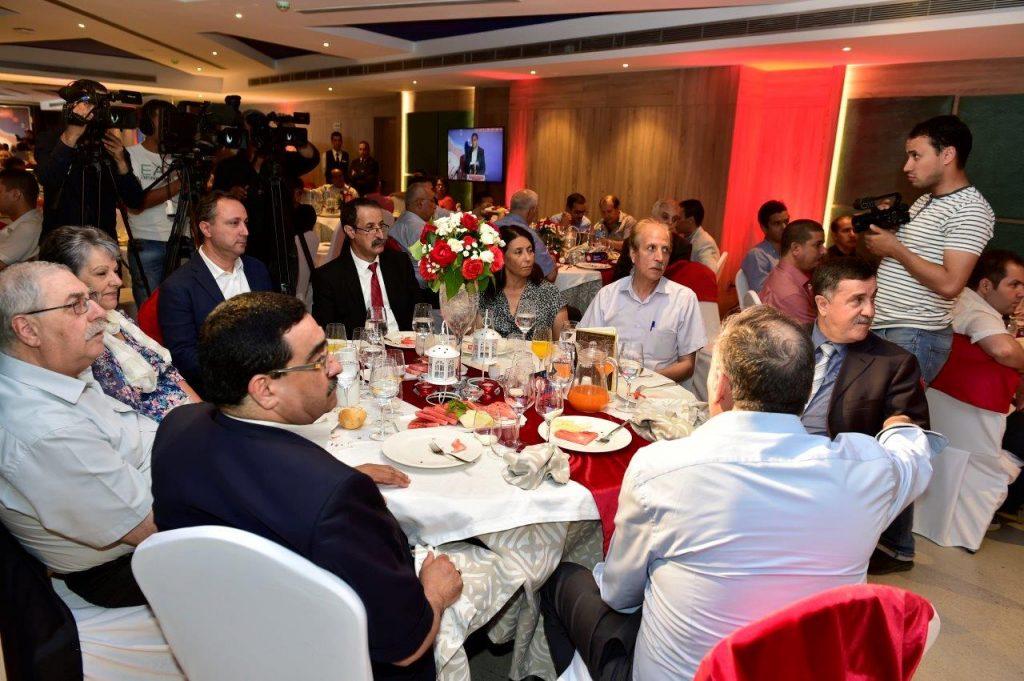 DIA-Ftour Ramadhan avec les médias