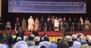 DIA-Mali accord