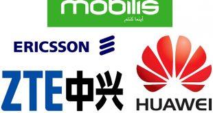 DIA-Mobilis-ZTE-Huawei-Ericsson