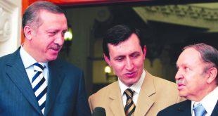 DIA-Erdogan Bouteflika