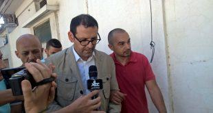 DIA-Mehdi Benaissa sorti de prison