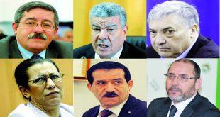 DIA-partis politiques