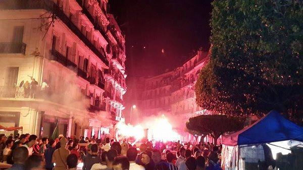 DIA-supporter algérien