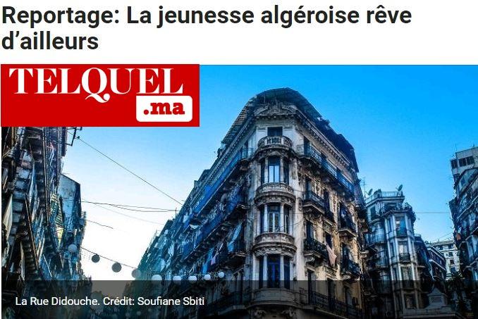 DIA-Telquel reportage