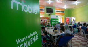 Mobilis à la rencontre des enfants malades