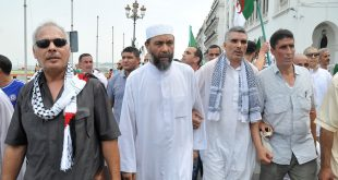 DIA-Djaballah Islamiste