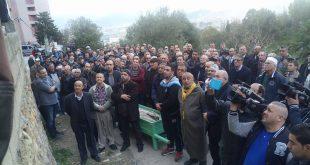 DIA-Enterrement à Bejaia