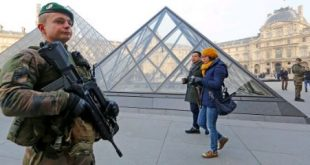 DIA-Louvre attack