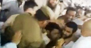 DIA- tentative d'incendie à la Kaaba