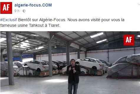 DIA-ALGERIE FOCUS
