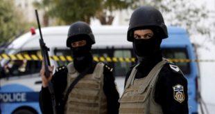 DIA-POLICIER TUNISIENS