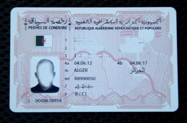 DIA-permis-de-conduire-biométrique-algérie