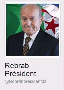 Dia-Rebrab président