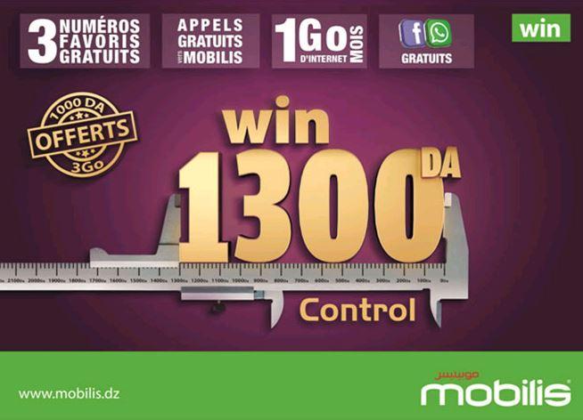 DIA-WIN CONTROL 1300