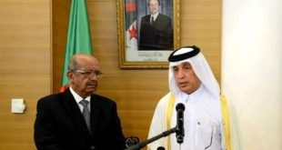 DIA-Messahel et MAE qatari