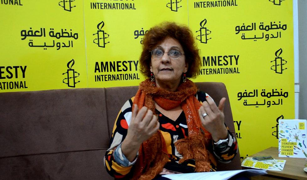 Hassina-Oussedik-Amnesty