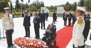 DIA-Bouteflika à El alia