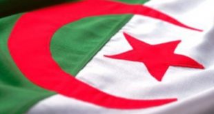 DIA-Drapeau algérien