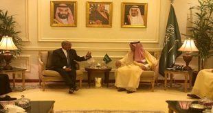 DIA-Messahel saudi