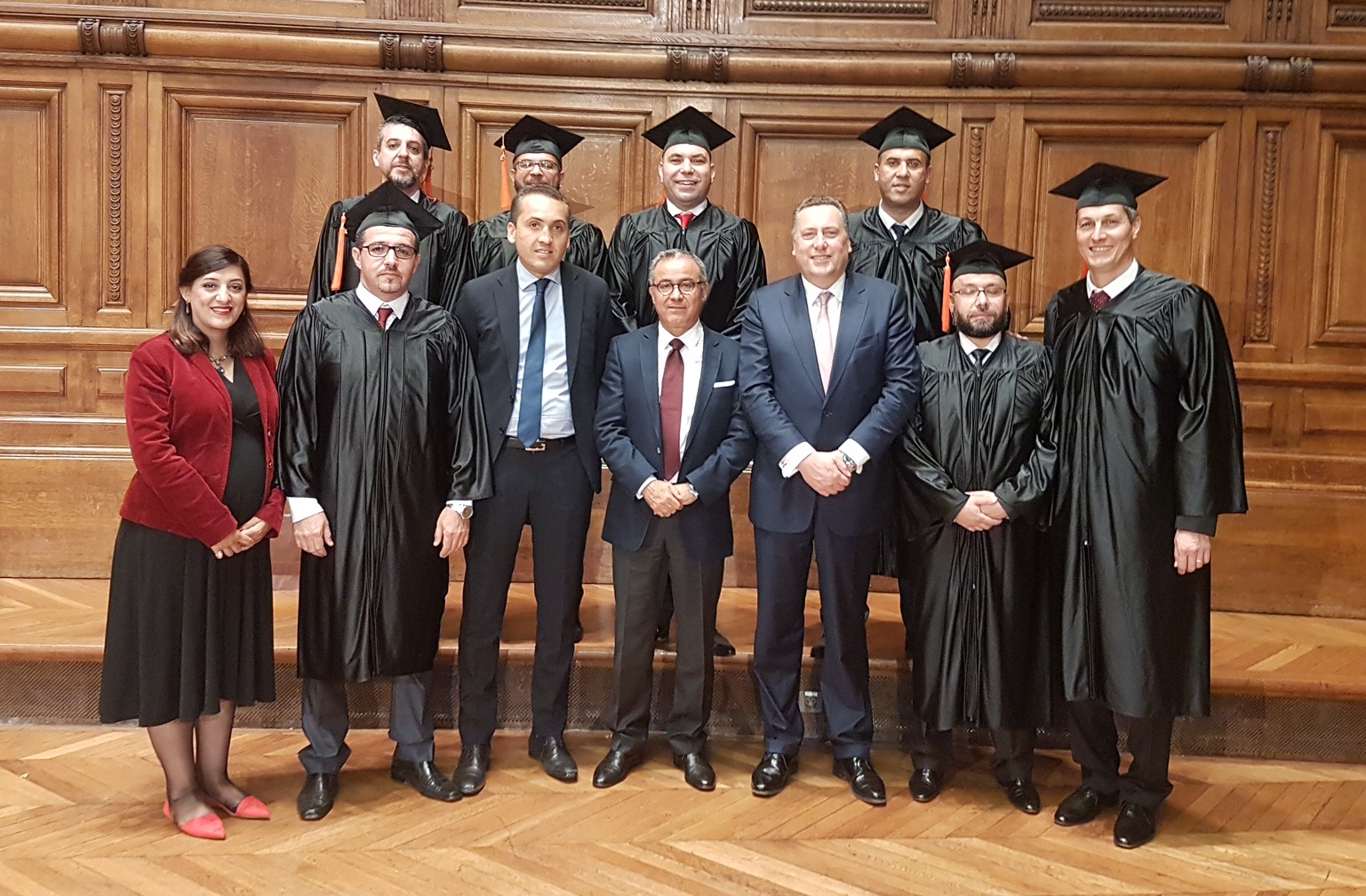 DIA-Sortie de promotion cadres Ooredoo MBA Paris Sorbonne