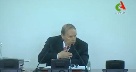 Bouteflika inaugure le siège de la Zaouïa Belkaidia à Alger — Algérie