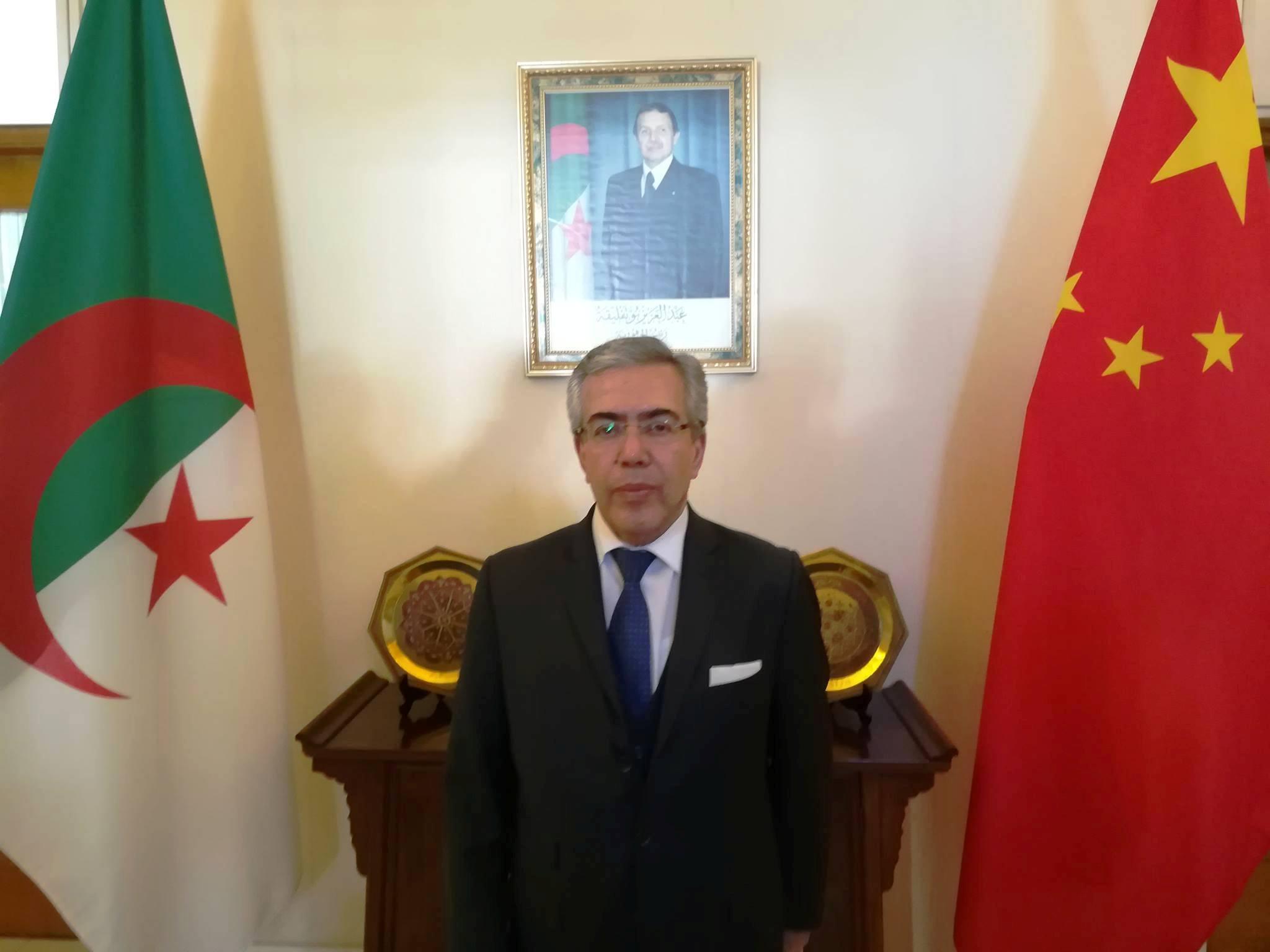 DIA-Ambassadeur chinois