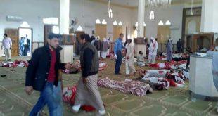 DIA-massacre en Egypte