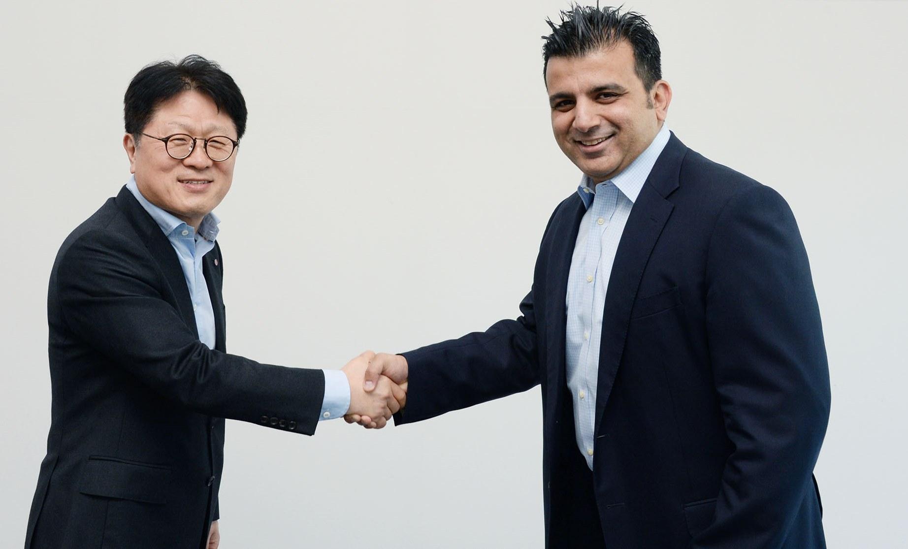 LG Qualcomm Partnership