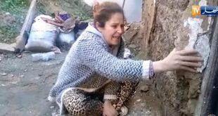 DIA-Femme en détresse en Kabylie