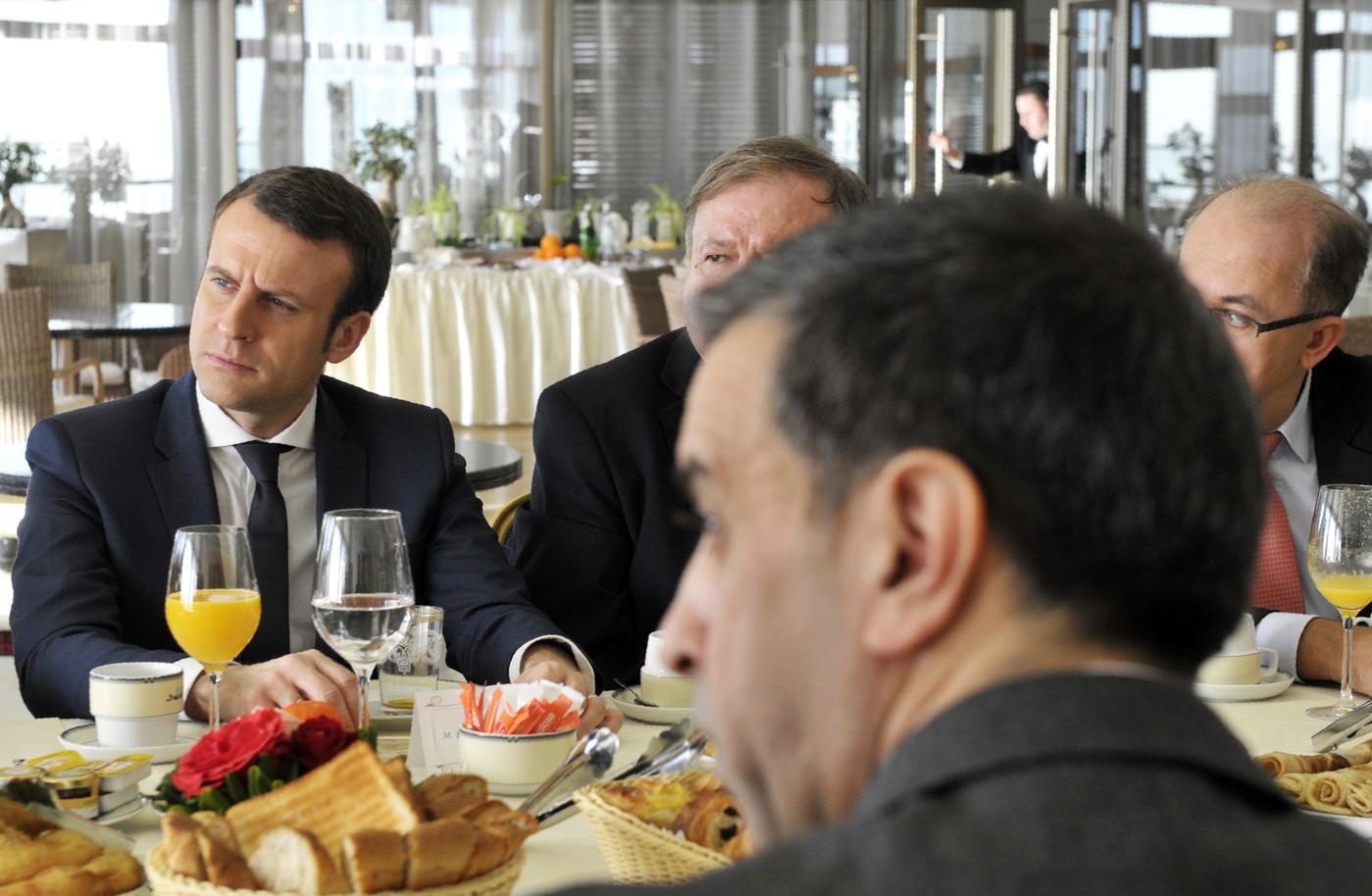 DIA-Macron Haddad