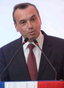 DIA-Nouveau Conseul général de l'Ambassade de France