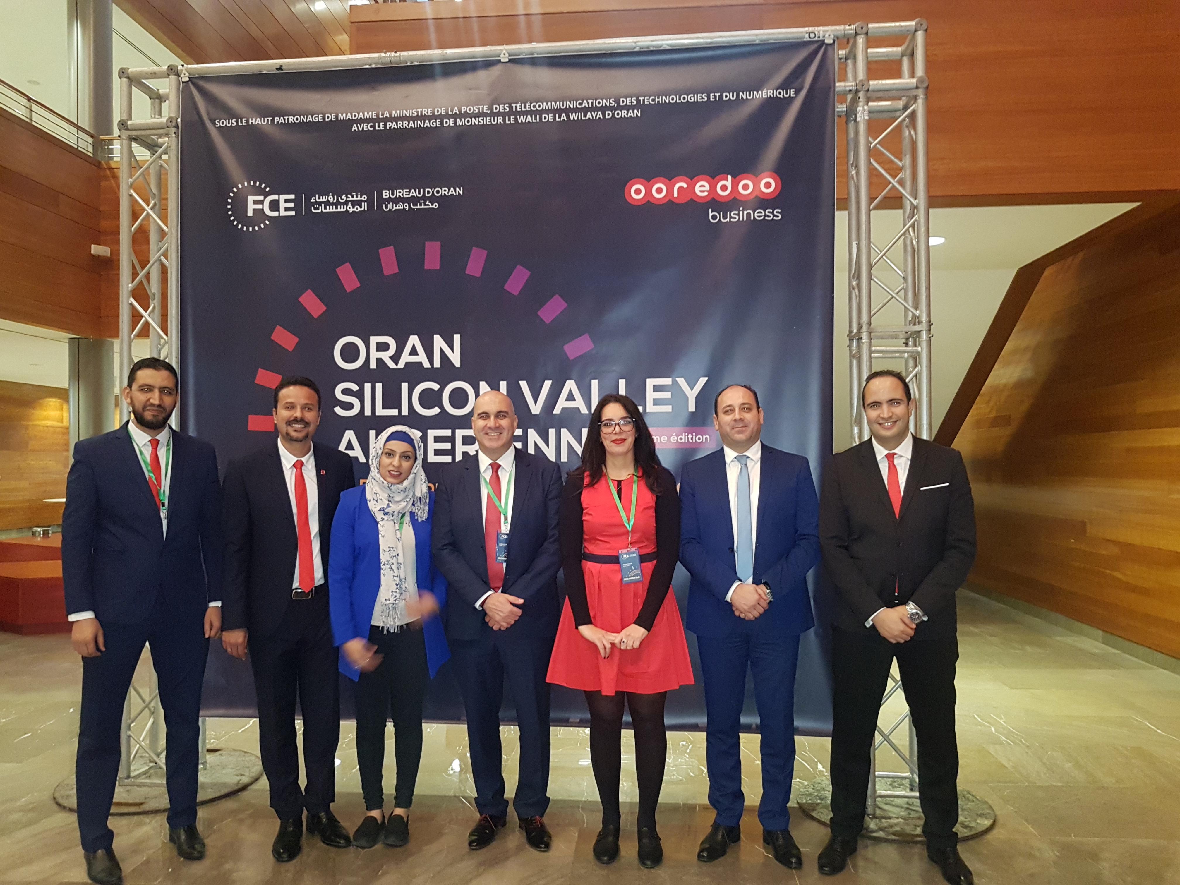 DIA-Ooredoo à la 2ème Oran Silicon Valley Algérienne